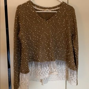 large altard state sweater